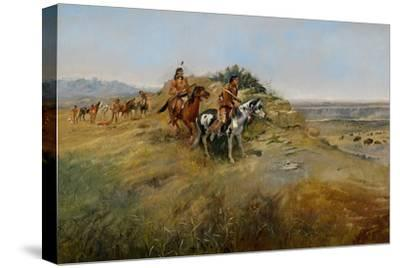 Buffalo Hunt, 1891