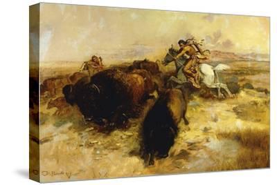 Buffalo Hunt, 1897