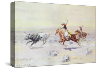 Cowboys from the Bar Triangle, 1904