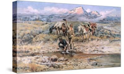 Discovery of Last Chance Gulch Montana