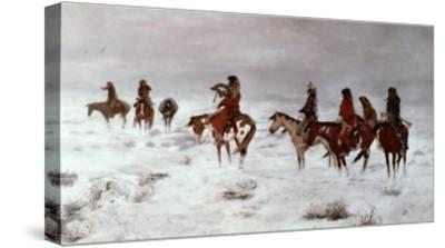 Lost in a Snow Storm - We Are Friends, 1888
