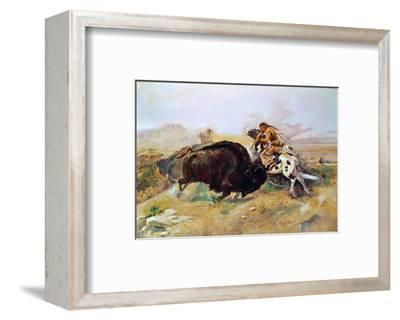 Russell: Buffalo Hunt