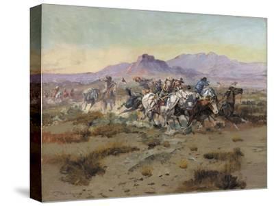 The Attack, 1900