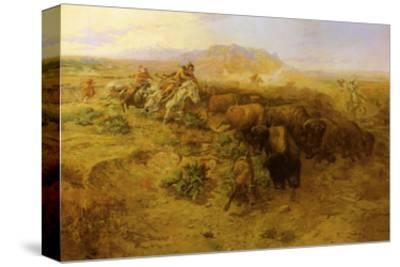 The Buffalo Hunt No.2, 1900