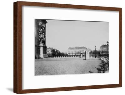 Paris, about 1877 - Place de l'Etoile