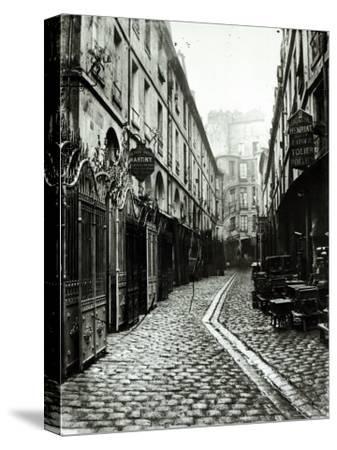 Passage du Dragon, Paris, 1858-78