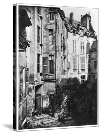 Rohan Courtyard, Paris, 1858-78