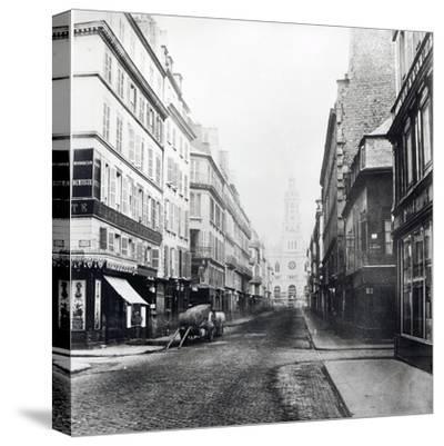 Rue De La Chaussee-D'Antin, Paris, 1858-78