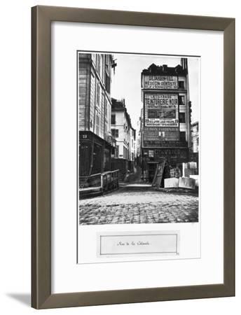 Rue De La Colombe, Paris, 1858-78