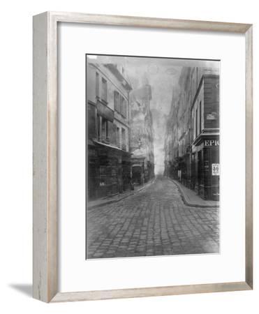 Rue des Canettes (de la rue du Four), VIeme arrondissement de Paris