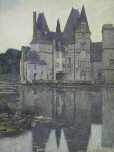 Le Château d'O by Charles Maundrell