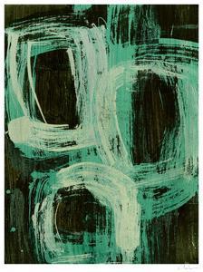 Aquamarine Windows II by Charles McMullen