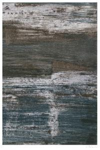 Sea Wall II by Charles McMullen