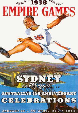 Sydney Empire Games c.1938