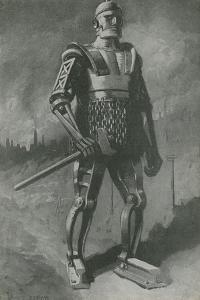 America's Frankenstein - the Iron Man by Charles Mills Sheldon