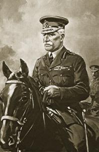 General Sir Horace Lockwood Smith-Dorrien K.C.B, 1914-19 by Charles Mills Sheldon