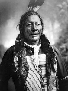 Dakota Sioux, C1891 by Charles Milton Bell
