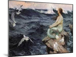 A Mermaid by Charles Murray Padday