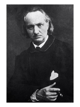 Charles Baudelaire with a Cigar, 1864