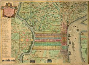 Philadelphia, c.1802 by Charles P. Varle