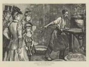 Country Cousins in London by Charles Paul Renouard