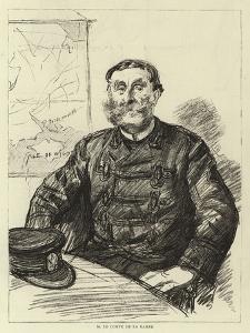 M Le Comte De La Rampe by Charles Paul Renouard