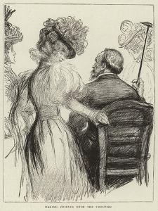 Making Friends with the Croupier by Charles Paul Renouard