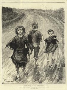 Studies from Life in Ireland, VI by Charles Paul Renouard