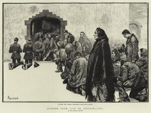 Studies from Life in Ireland, VIII by Charles Paul Renouard