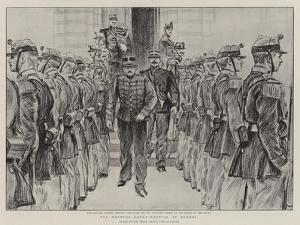 The Dreyfus Court-Martial at Rennes by Charles Paul Renouard