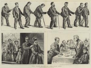 The Poor Blind at the East End by Charles Paul Renouard