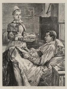 The Royal Victoria Hospital, Netley by Charles Paul Renouard