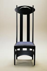Argyle Chair, 1903-1905 by Charles Rennie Mackintosh