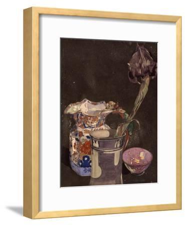 Grey Iris, 1855