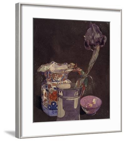 Grey Iris