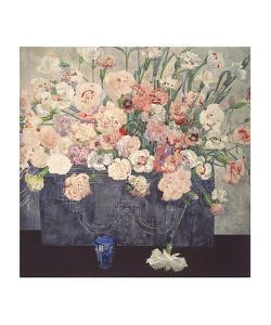 Pinks by Charles Rennie Mackintosh