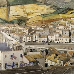 Port Vendres, 1856 by Charles Rennie Mackintosh