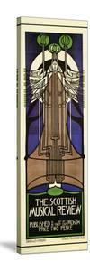 Scottish Musical Review by Charles Rennie Mackintosh