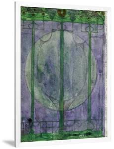 The Tree of Personal Effort by Charles Rennie Mackintosh