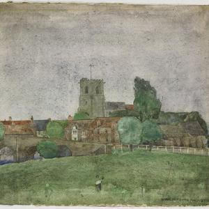 Wareham, Dorset, 1895 by Charles Rennie Mackintosh