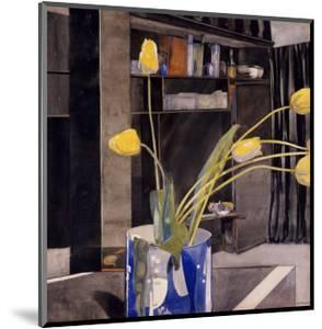 Yellow Tulips by Charles Rennie Mackintosh