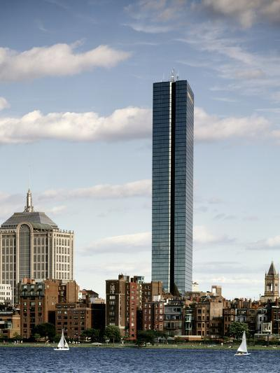 Charles River Cityscape-Carol Highsmith-Photo