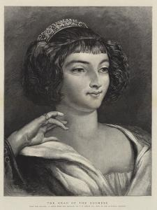 The Head of the Duchess by Charles Robert Leslie