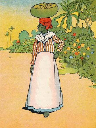 'A Street in Jamaica', 1912