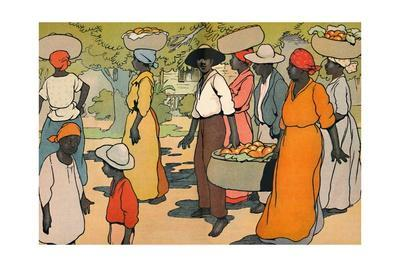 'Going to Market', 1912