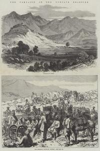 The Campaign on the Punjaub Frontier by Charles Robinson