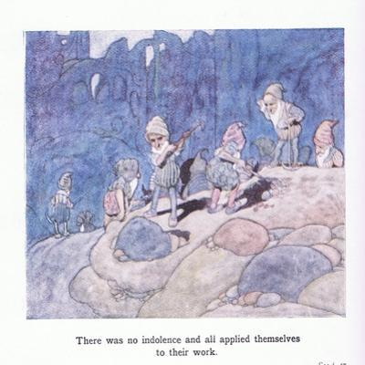 There Was No Indolence and All Applied Themselves Totheir Work by Charles Robinson