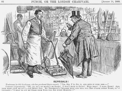 Reprisals, 1888