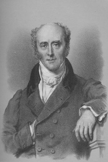 Charles, Second Earl Grey, British statesman, c1828 (1936)-Unknown-Giclee Print