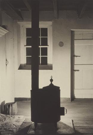 Doylestown House, The Stove, about 1917
